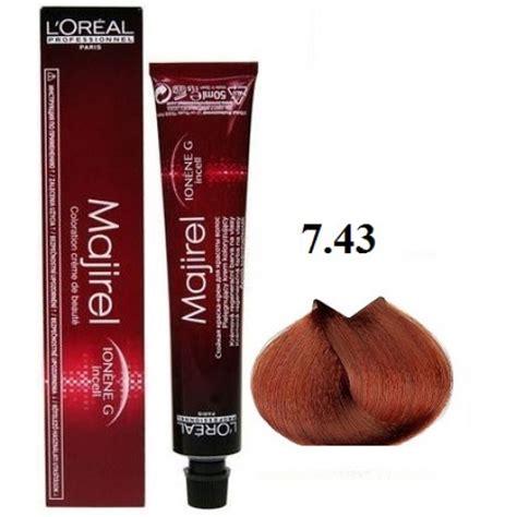 l oreal professional majirel 7 35 7gm permanent hair color 50ml hair and make up 7 43 majirel l oreal professionnel vopsea profesionala 50 ml