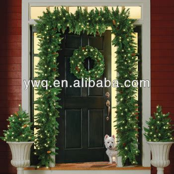 White Black Garlan Top garlands youll wayfair mixed evergreen