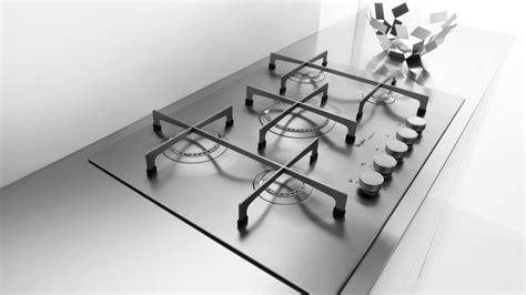 piano cottura design la tecnologia incontra il design nei piani cottura