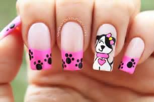 lo ultimo en decoracion en uas de los pies decoraci 243 n de u 241 as perrita little poppy nail art youtube