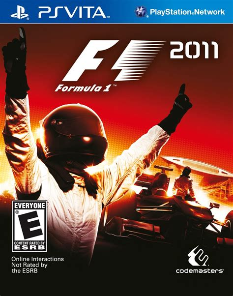Formula 1 F1 2011 F1 2011 Playstation Vita Ign