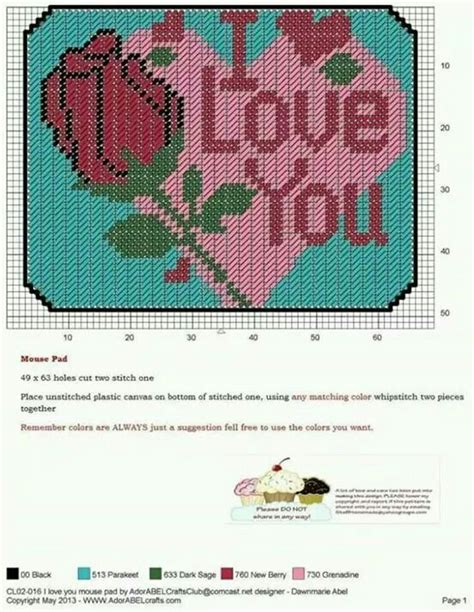 heart pattern for plastic canvas 105 best images about love on pinterest cross stitch