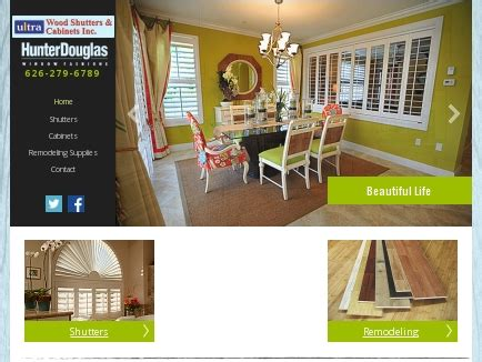 cabinets city of industry ultra wood shutter cabinets inc city of industry ca