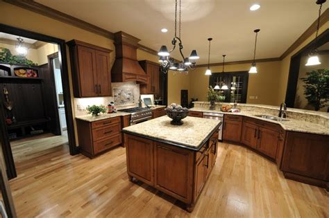 wood floors in kitchen with wood cabinets 53 charming kitchens with light wood floors page 3 of 11