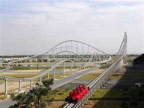 Formula Rossa World Abu Dhabi Travels Ballroom Amusement Parks Formula