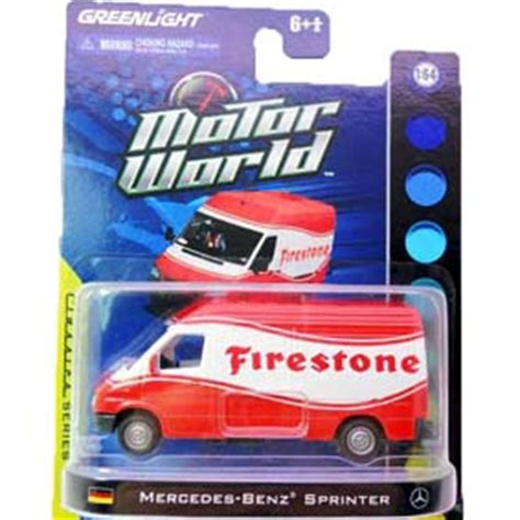 Greenlight Motor World Csite miniatura da greenlight mercedes sprinter air motor world r3 96030 arte em miniaturas
