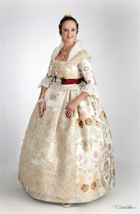 Dress Prinsa 19 best images about fallera on diy hair