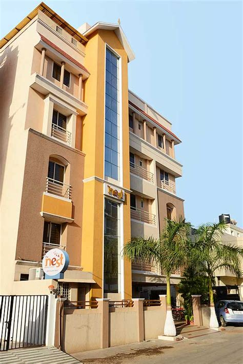 Service Appartment by Welcome To The Nest Service Apartment Rajkot Serviced