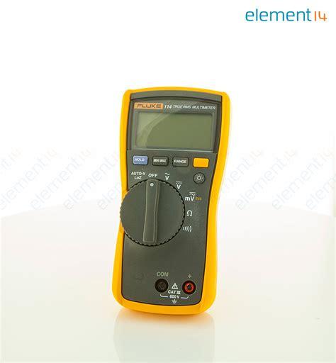 Multimeter Fluke 114 fluke 114 fluke electrical digital multimeter 110