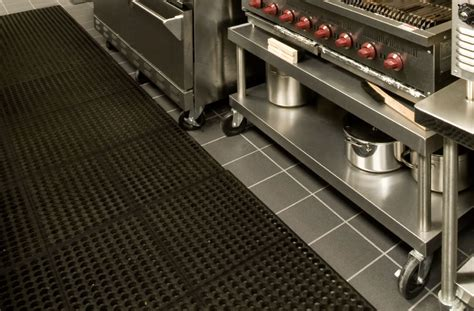 commercial kitchen rubber floor mats wood floors