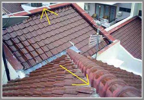 Karpet Talang Genteng langkah praktis mengatasi atap bocor