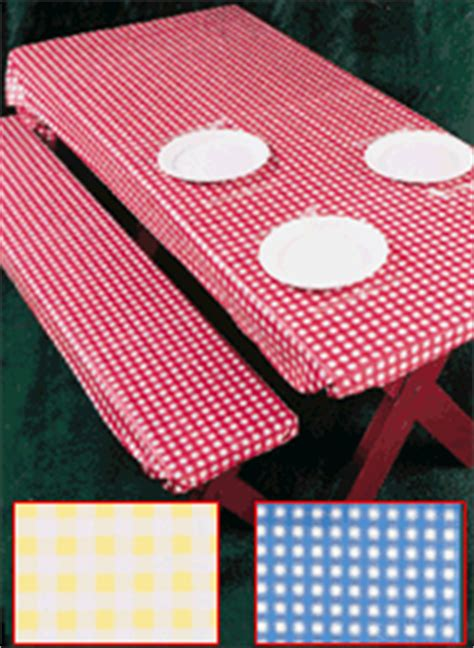 picnic tables 3 fitted picnic table bench covers