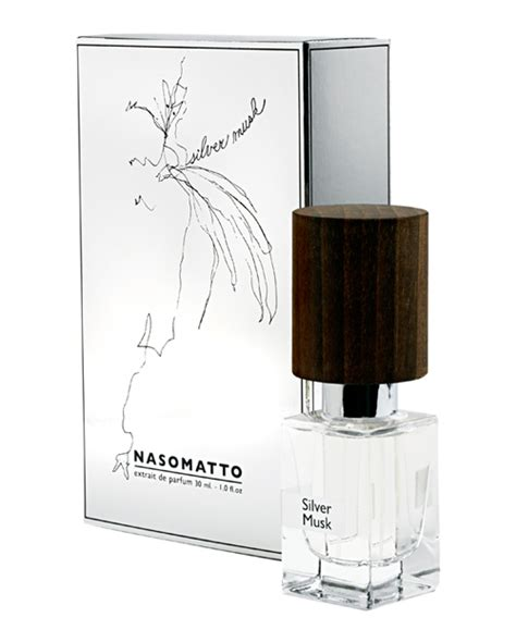 Parfum Gardiaflow Musk Q silver musk nasomatto perfume a fragrance for and