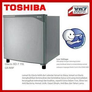 Kulkas Mini Portable Toshiba harga toshiba xd7 gr n9p kulkas mini portabel glacio 70