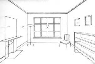 draw a room perspective drawing archives how to draw step by step