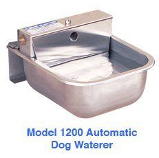 plumbed dog water bowl   house dog water bowls