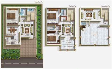 duplex house floor plans indian style free house plans online