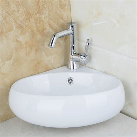 ceramic bathroom basins ross swivel kitchen faucet bathroom ceramic basin sink