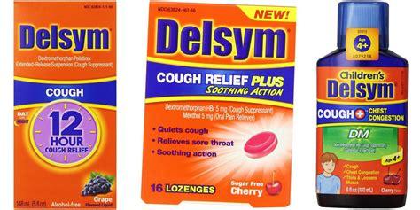cough medicine free delsym cough medicine after mail in rebate