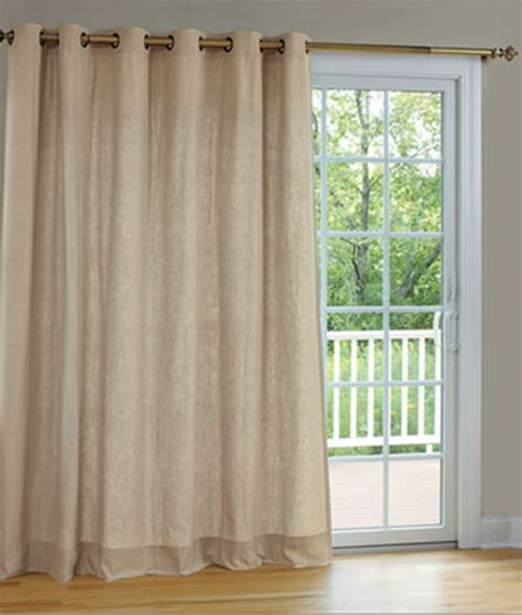 Interior Pole Pocket Top Patio Door Drapes In Bright Curtains For Patio Doors