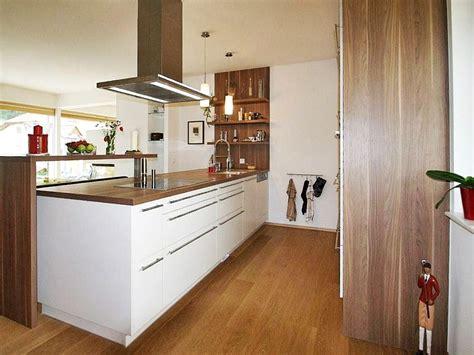 eckfenster küche wohnzimmer design schwarz wei 223