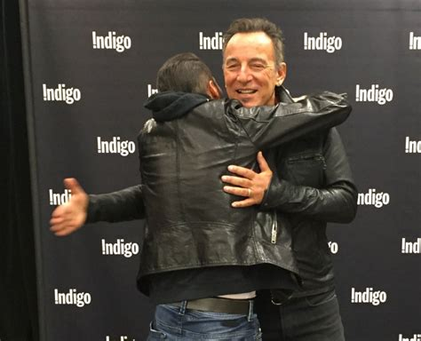 bruce springsteen verified fan bruce springsteen meets fans in toronto to promote born to