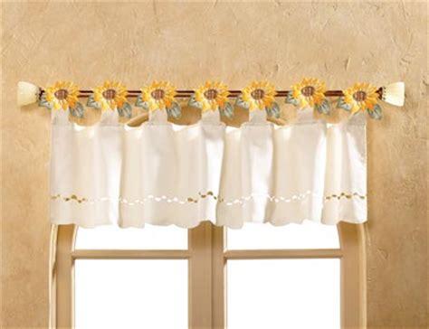 sunflower valance kitchen curtains country curtains with sunflowers curtains blinds