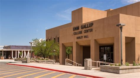 Unm Mba Classes by U S Department Of Education Invests In Unm Gallup