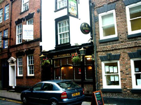 Plumb Centre Chester by Chester Tourist The Plumbers Arms