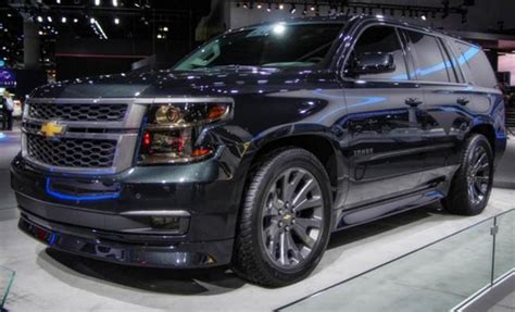2017 Chevrolet Tahoe Z71 Release Date   Auto Review Release