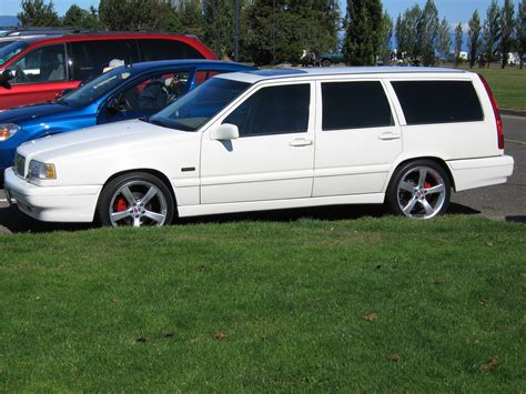 volvo wagon 1996 volvo 850 turbo wagon reviews