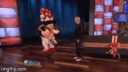 How Does Ellen S 12 Days Of Giveaways Work - dancing elvis on ellen s 12 days of giveaways imgflip