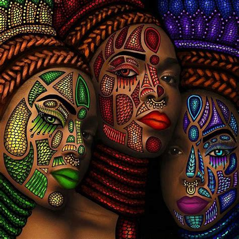 17 best images about afrocentric art on pinterest black art by thick east african girl miss zeeee