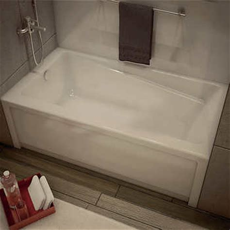 maax com bathtubs maax new town soaker tub left hand drain