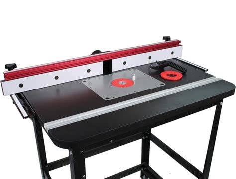 Professional Tables by Professional Router Table Package Router Tables