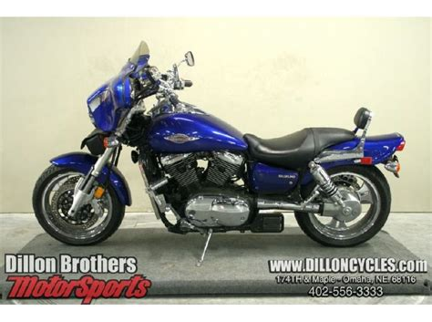 Suzuki Marauder 1600 Specs 2004 Suzuki Vz1600 Marauder 1600 Blue For Sale On 2040