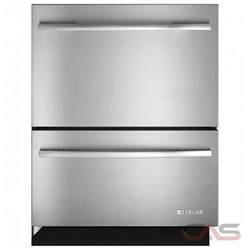 jenn air jdd4000aws jenn air 174 drawer dishwasher