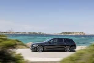 Mercedes E350 Wagon 2017 Mercedes E Class Wagon Is Both Spacious And