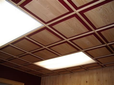 Plafond Suspendu by Menuiserie St M 233 Thode Plafond Suspendu En 233 Pinette