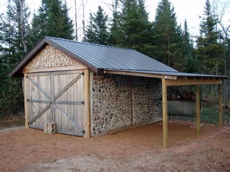Add A Lean To Onto A Shed by The World S Catalog Of Ideas