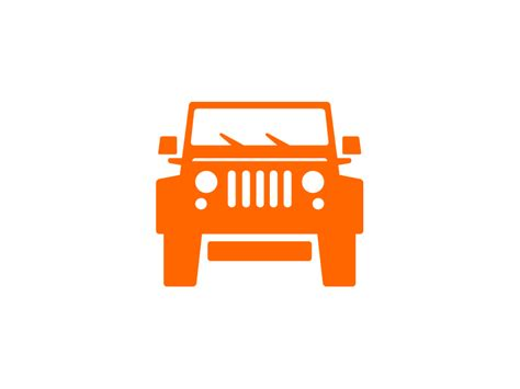Icon Jeeps Jeep Rubicon Icon By Kwaku Amuti Dribbble