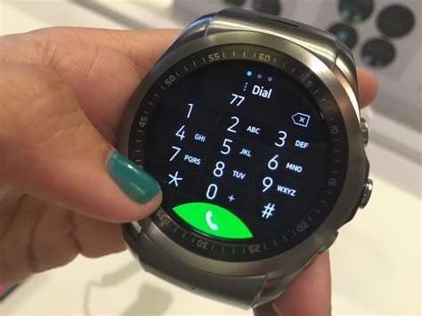 LG Watch Urbane LTE; The World's Only 4G Smartwatch