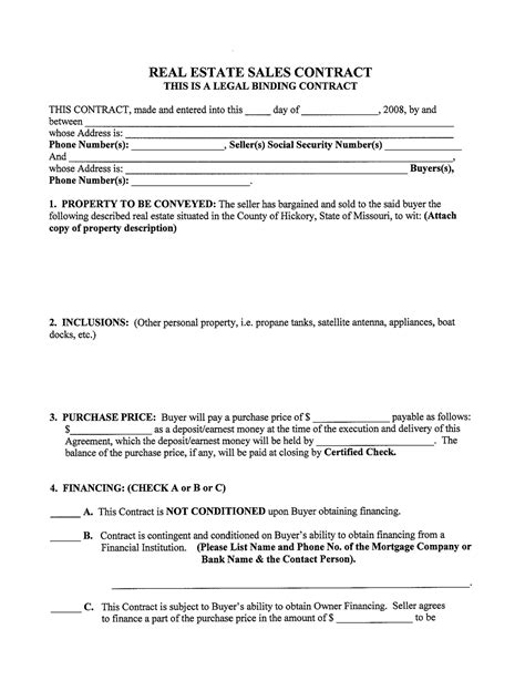 Agreement Letter For House Sale Sales Agreement Template Real Estate