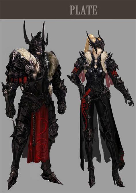 ffxiv light steel plate f m armors