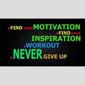 Motivation Wall...