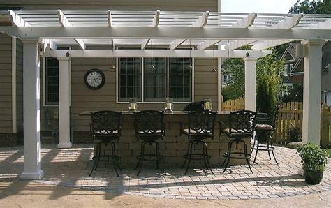 pergola and patio cover glen allen va photo gallery