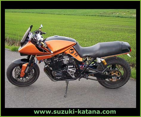 1983 Suzuki Katana 1100 Katana Motorcycle Katana Builder