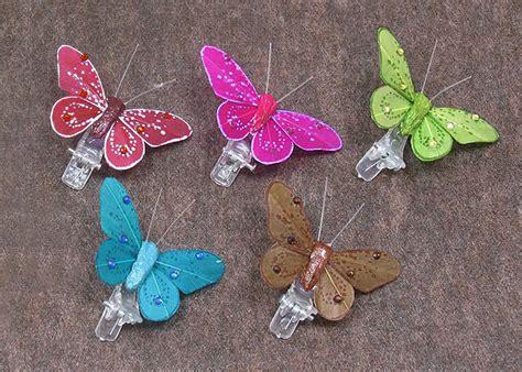 Pince Rideau Papillon by Petites Pinces Papillons Strass Marque Place X4 Th 232 Me