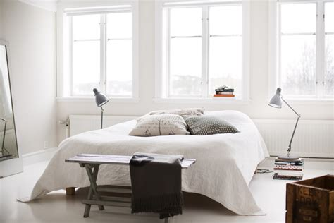 Decordots Scandinavian Interiors Light Airy Bedroom