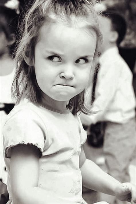 Annoyed Black Girl Meme - cute angry girl expression black and white iphone 4s